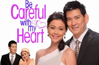 Be Careful With My Heart – 30 January 2014