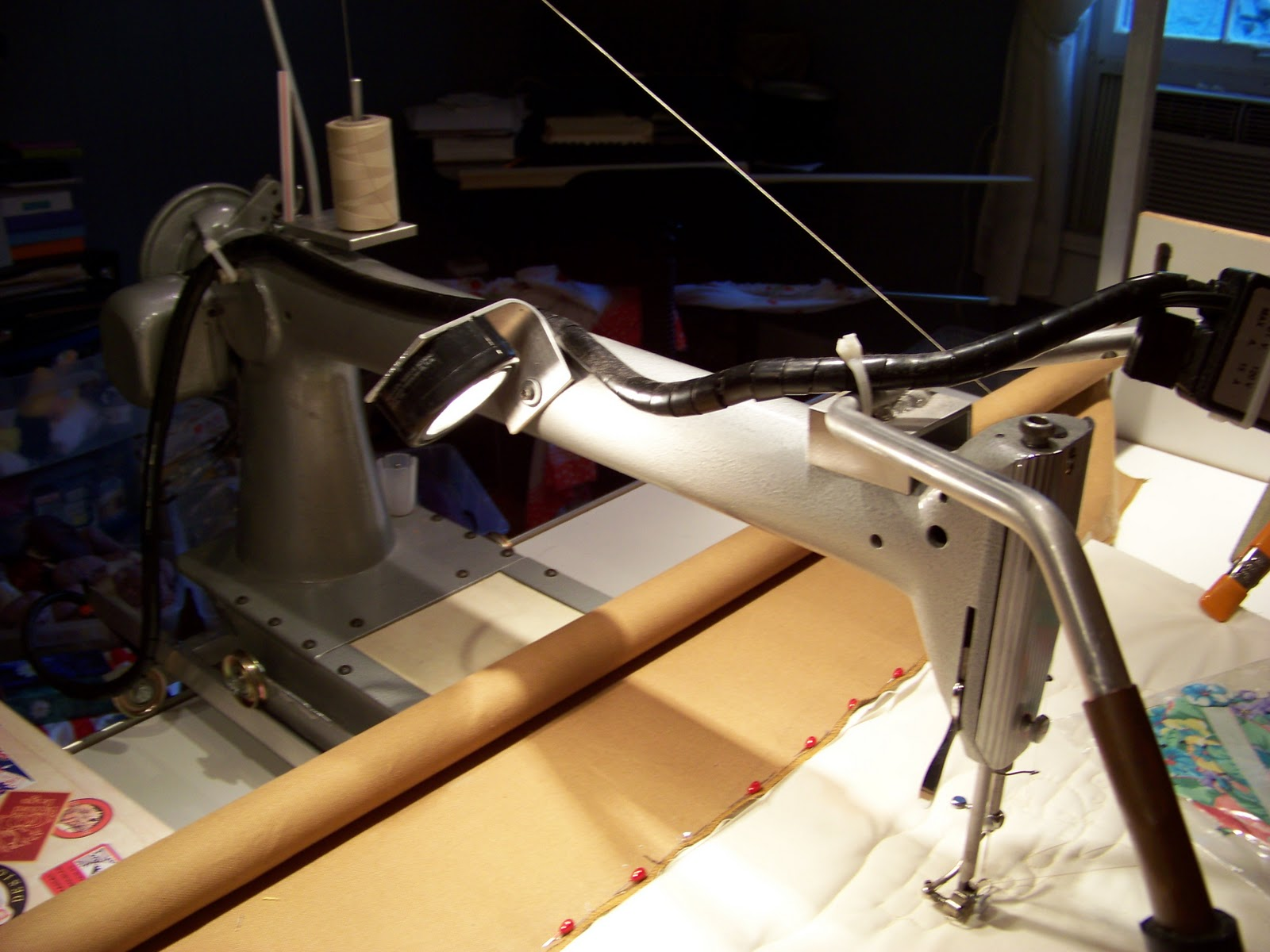 I am now the proud owner of a longarm quilting machine ... : affordable long arm quilting machines - Adamdwight.com