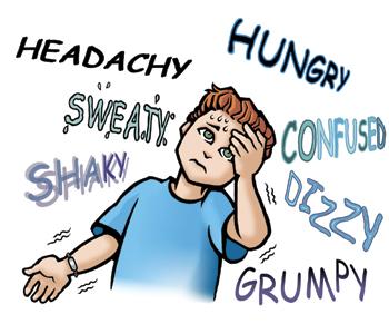 Low blood sugar type 2 diabetes symptoms rash