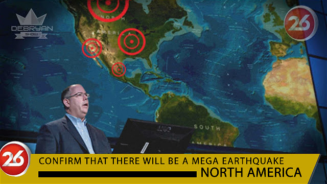 Red Alert : Harvard Scientists Confirm That There Will Be A Mega Earthquake