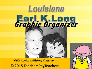 https://www.teacherspayteachers.com/Product/LOUISIANA-Earl-Kemp-Long-Graphic-Organizer-2183890