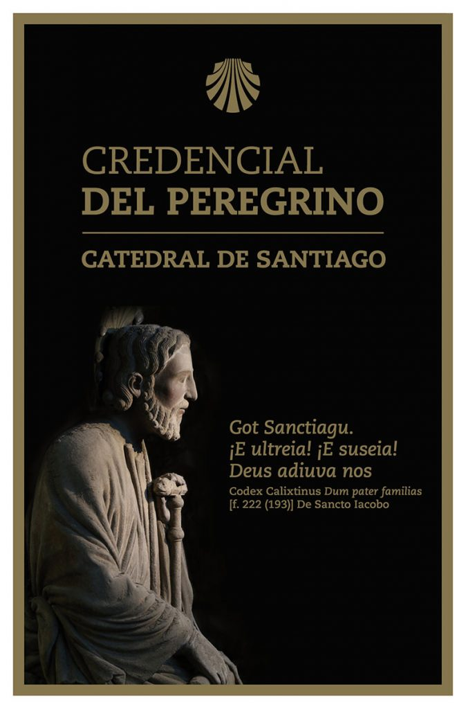 CREDENCIAL DEL PELEGRÍ