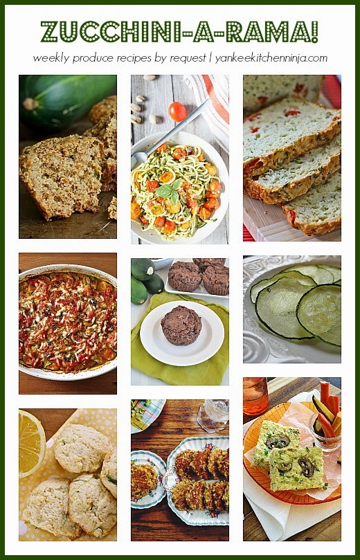 9 delicious recipes for zucchini