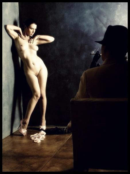 ...que dibujas, y desnudas con tu mente...