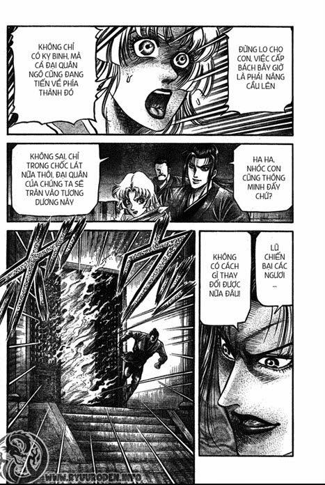 Chú Bé Rồng - Ryuuroden chap 194 - Trang 25