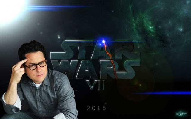 New Star Wars Movie Episode 7 by JJ Abrams