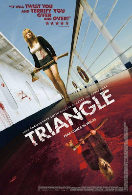 Watch Triangle 2009 BRRip Hollywood Movie Online | Triangle 2009 Hollywood Movie Poster