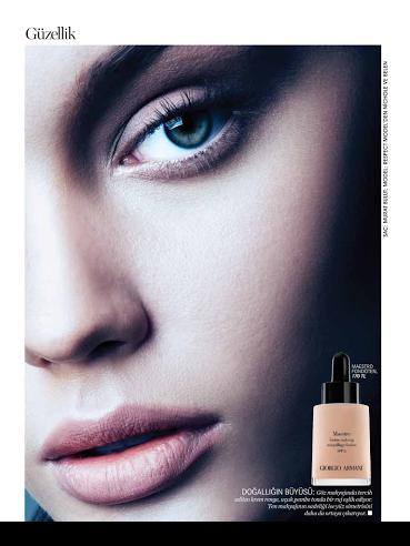 Marie Claire 2014 Mayıs sayısı