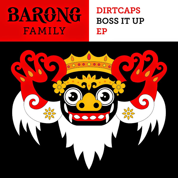 Dirtcaps - Boss It Up - Single Cover