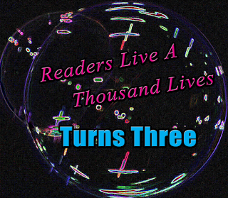 Epic Blogoversary Giveaways at Readers Live A Thousand Lives!