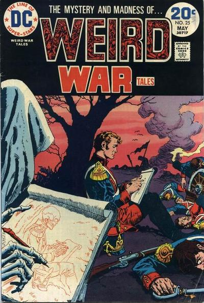 Weird War Tales #25