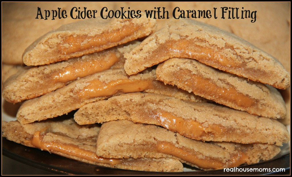 http://realhousemoms.com/apple-cider-cookies-with-caramel-filling/