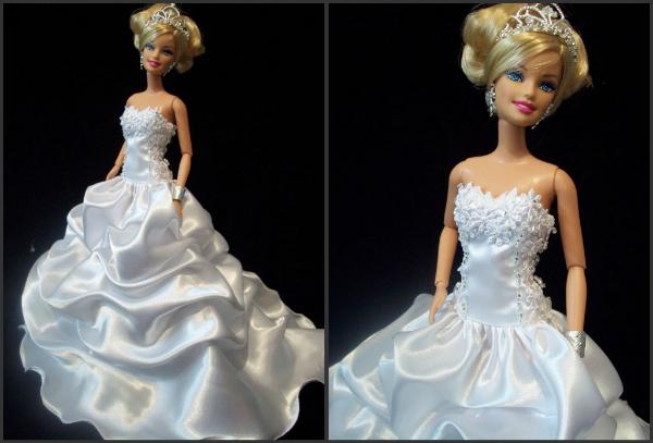 Barbie Noiva ~ Buqu u00ea de Noiva Julho 2011