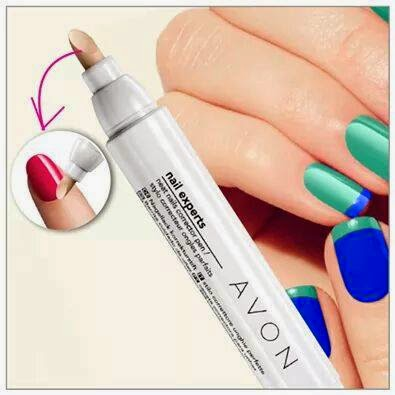 AVON PENNA CORRETTIVA PER MANICURE NAIL EXPERTS - Acquisti Avon Online