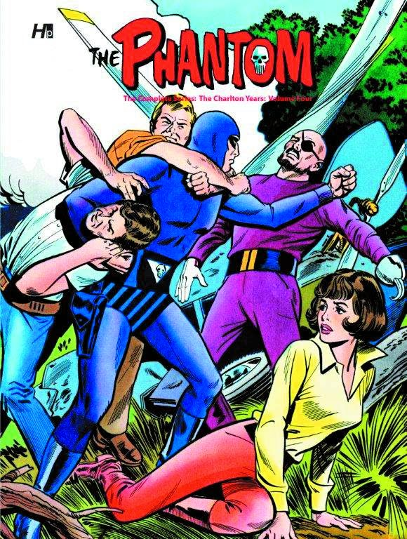 The CHARLTON PHANTOM