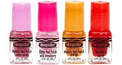 Crayola nail set 2