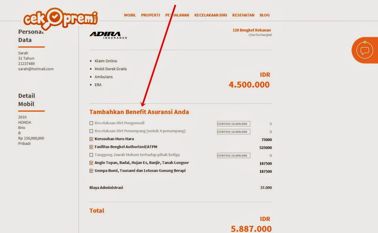 Banding Asuransi Online Banding Asuransi Mobil Online Asuransi Mobil