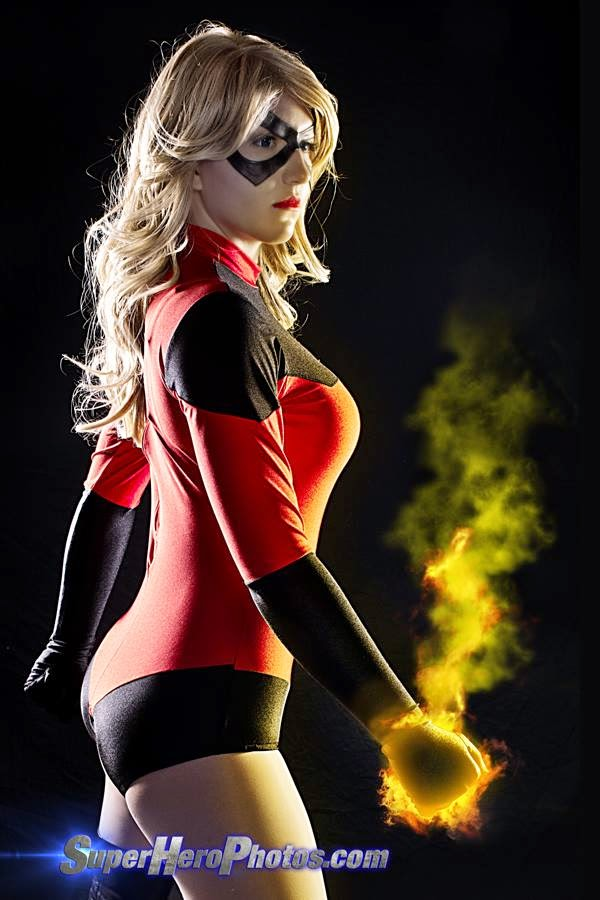 xplosion of awesome ms marvel by kay jay cosplay
