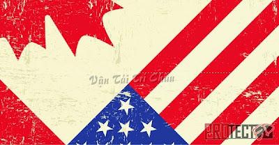 Mỹ-Canada : Bắt một đường dây chuyến hàng qua biên giới