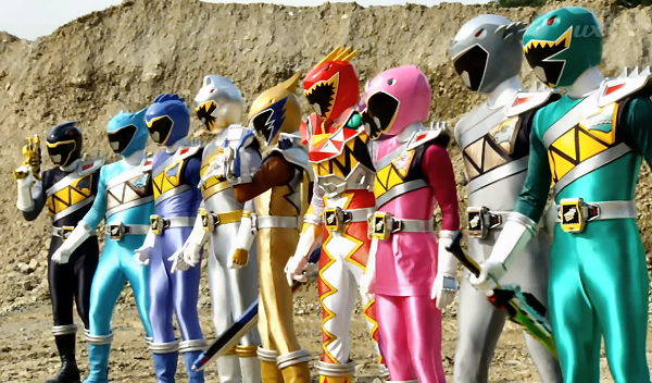 Rangertalk more information for dino charge