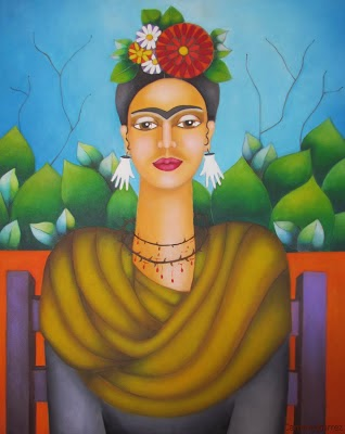 Dor de Frida Kahlo