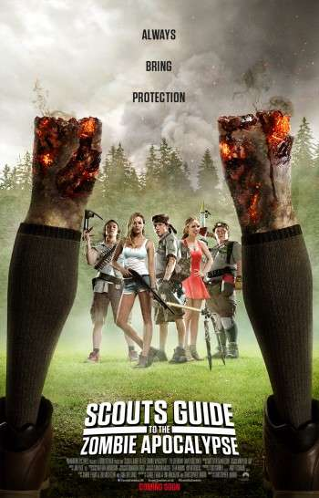 Scouts Guide to the Zombie Apocalypse 2015 English Movie Download