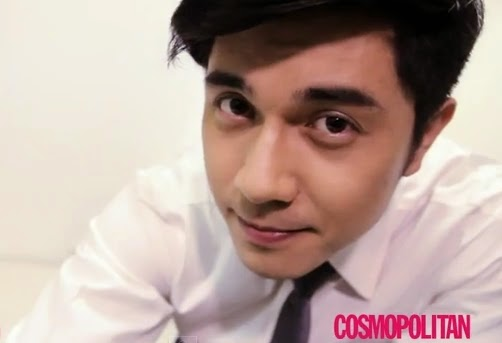 Paulo Avelino in Cosmo Tower 69 video