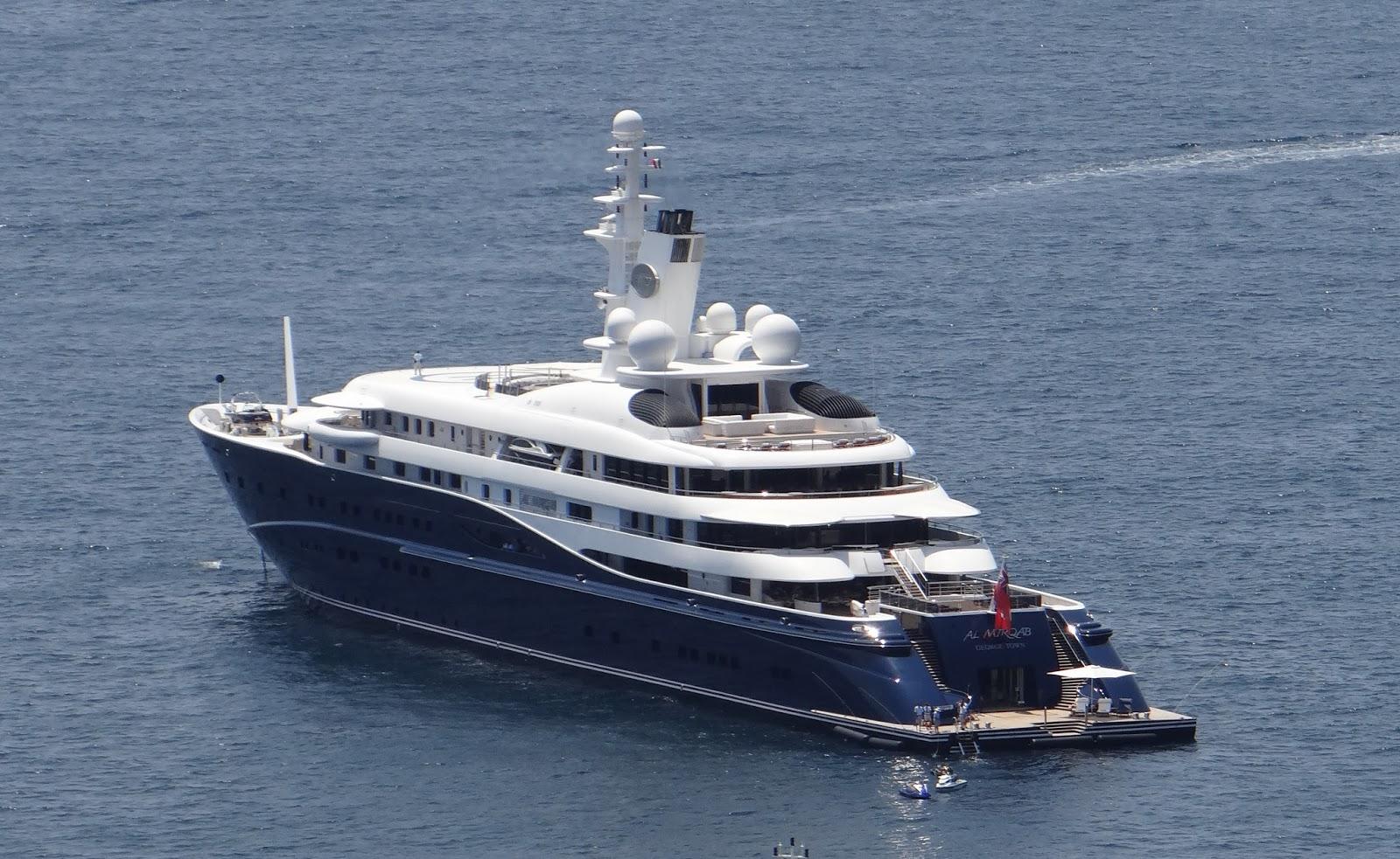 Al Mirqab Superyacht