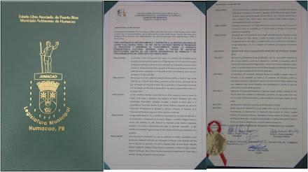 Proclamas  y  Resoluciones  2008-2011