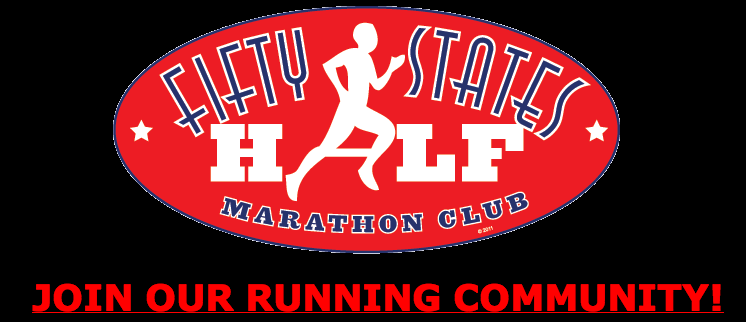 Fifty States HALF Marathon Club OFFICIAL WEBSITE