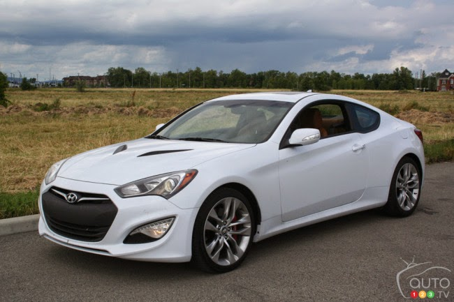 hyundai genesis coupe manual transmission issues