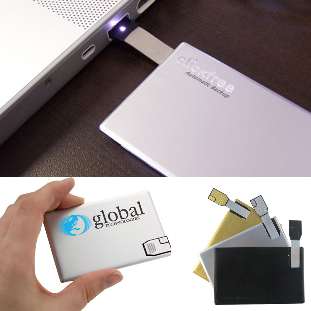 Business card flash drives custommemory wallet card disk pro magicingreecefo Gallery