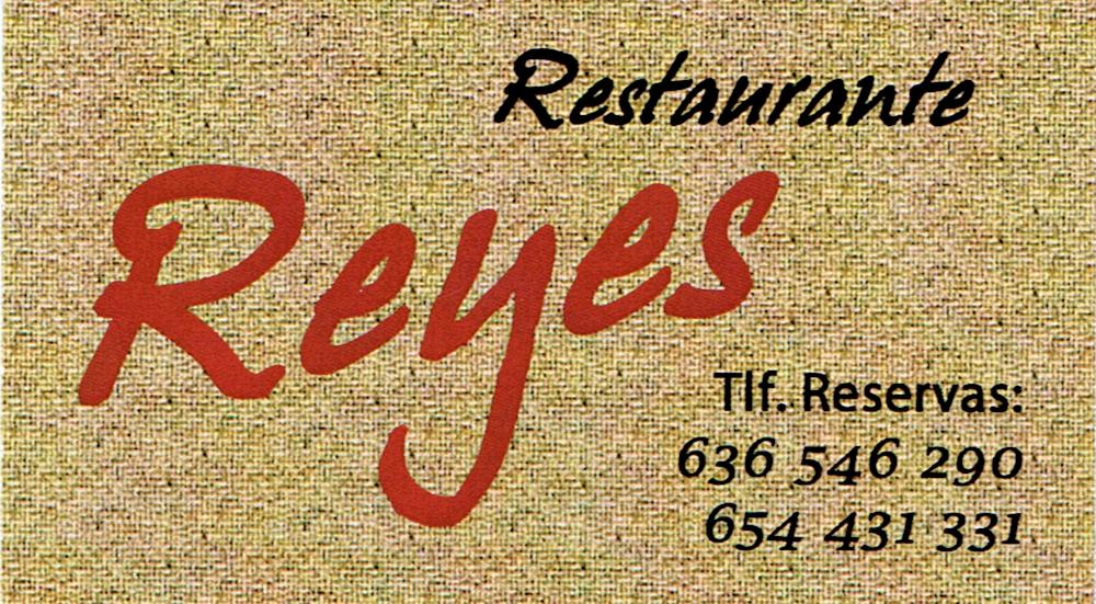 RESTAURANTE HNOS. REYES