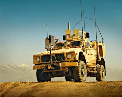 Oshkosh Delivers M-ATVs to UAE