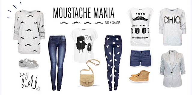 Moustache Shana