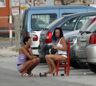 estereotipo mujer prostitutas calle utrera