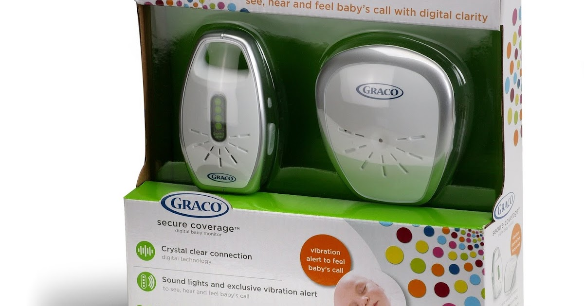 graco secure coverage digital baby monitor review not me did it. Black Bedroom Furniture Sets. Home Design Ideas
