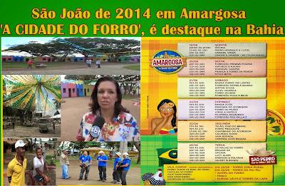 São João de 2014 em Amargosa é destaque na Bahia