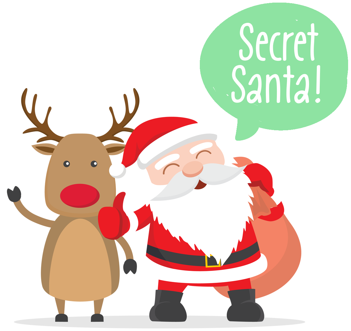 how to play secret santa swap