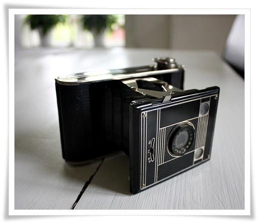 Fina gammal kamera
