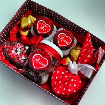 Dia dos Namorados 2014 - Criação da marca Brigadeiro Caseiro