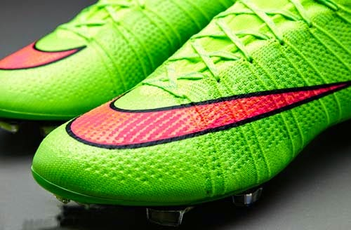 Cristiano Ronaldo new football boots Nike Mercurial Superfly FG