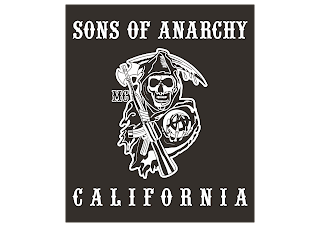 Sons of anarchy california Logo Vector