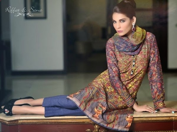Sana-Salman Dresses For Winter-14