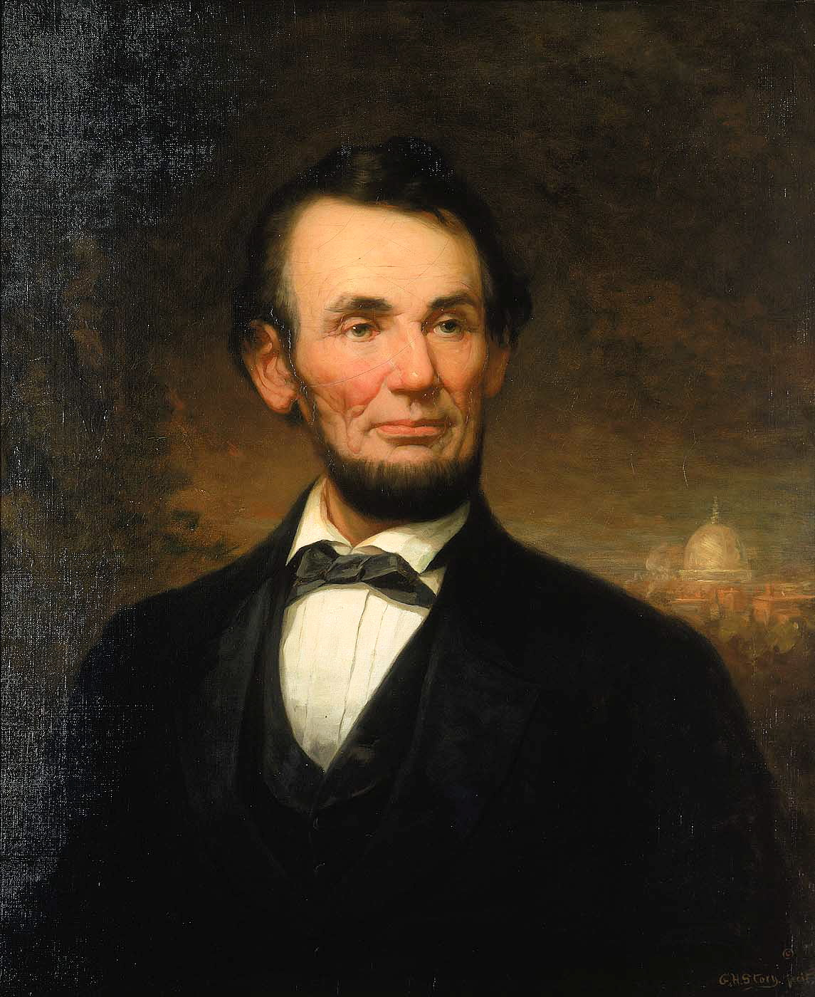 Abraham Lincoln in fiction