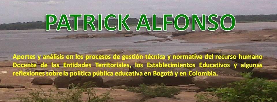 PATRICK ALFONSO