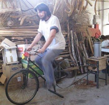 Bicicletta Leviga-Semi