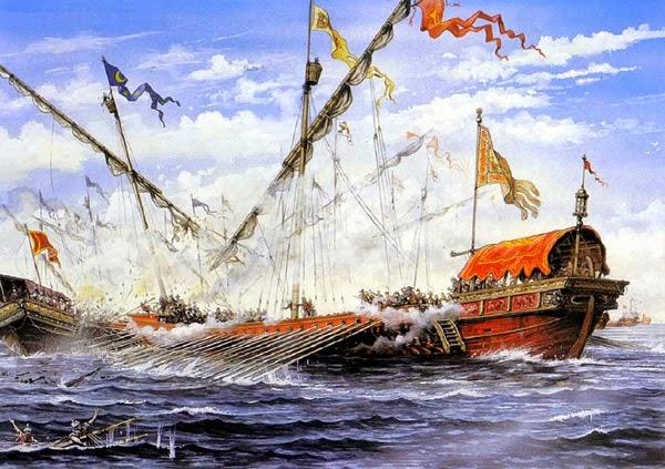 Historia y tecnolog a militar encontrado un barco espa ol for Utensilios de cocina turca