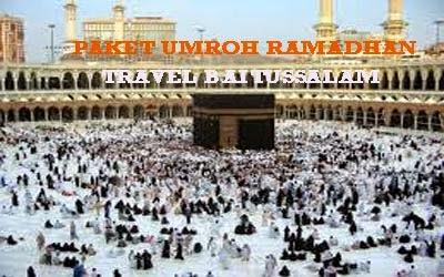 Biaya Paket umroh full ramadhan