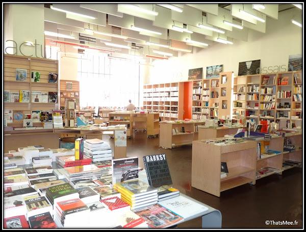 Librairie Le Merle Moqueur au Cent Quatre 104 Paris 19ème